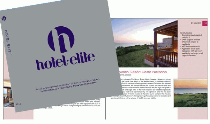 Hotel Elite Hotel Program