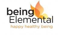 Being Elemental Logo design
