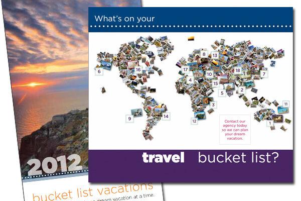 2012 Bucket List
