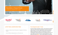 Travel Leaders Group Corporate Website